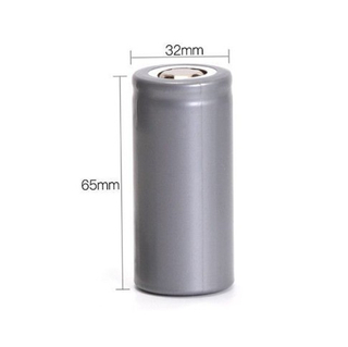 Lithtech 3.2v 32650 Lifepo4 Battery 6000mAh Rechargeable Battery for E-bike E-motorcycle Battery Pack